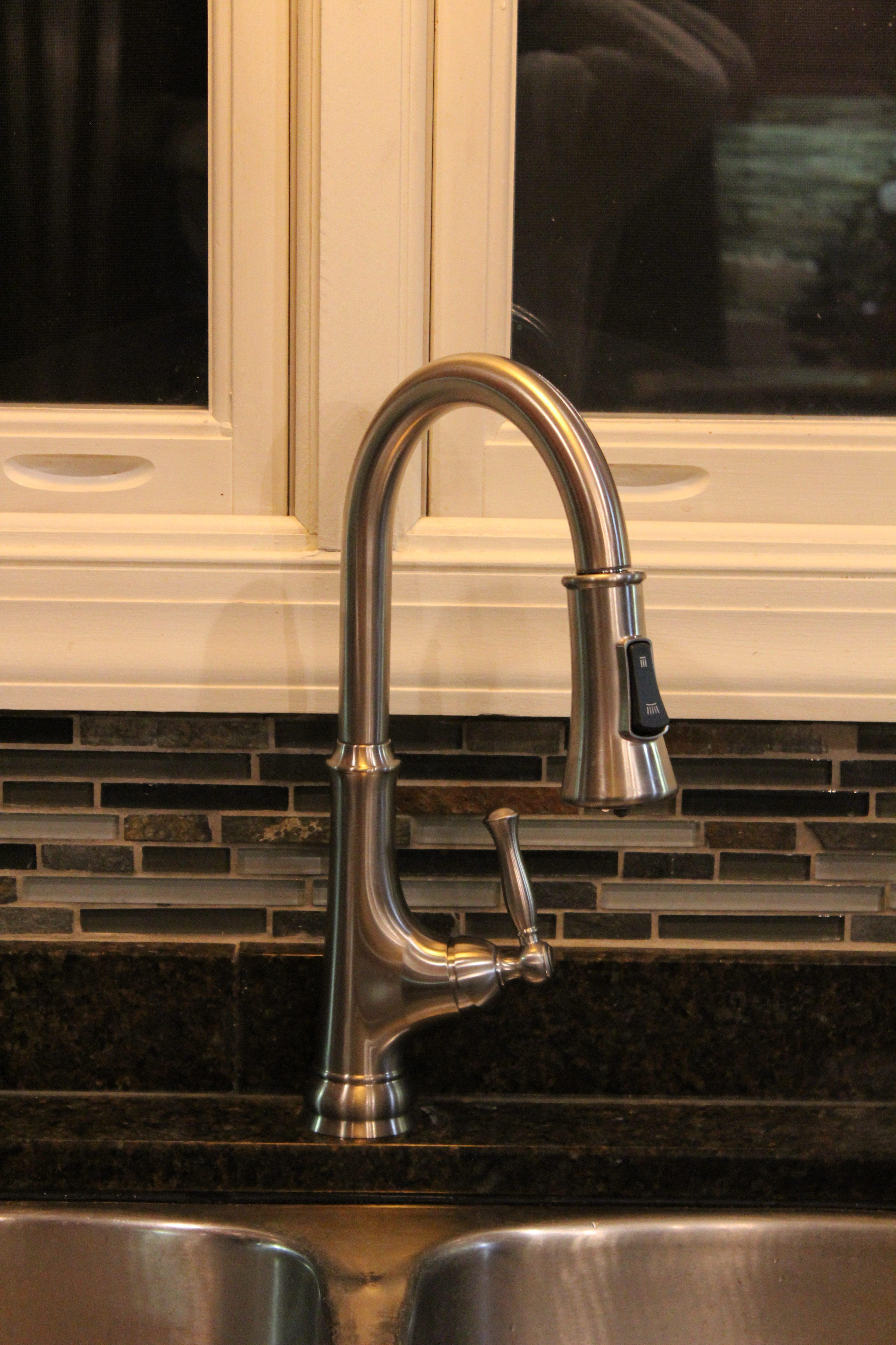 Glacier Bay Pull-Down Kitchen Faucet – dells daily dish